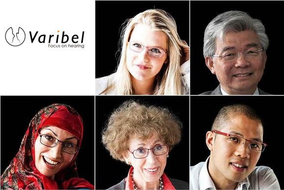 Varibel Hearing Glasses